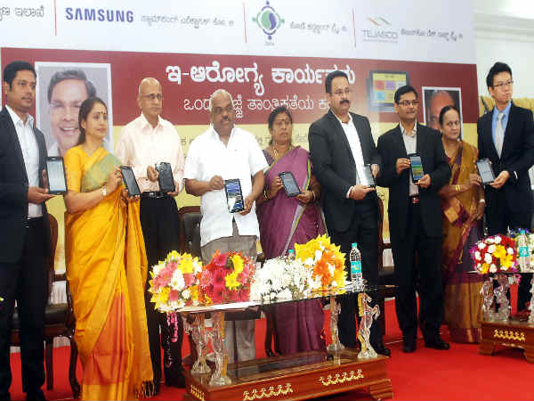 Samsung signs MOU with Karnataka Govt