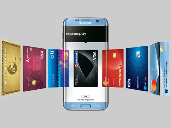 Samsung Pay will be launched in India on Wednesday