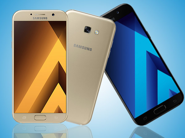 Samsung targets youth with Galaxy A5, A7 smartphone