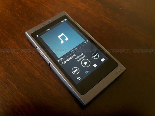 Sony NW-A35 Walkman review