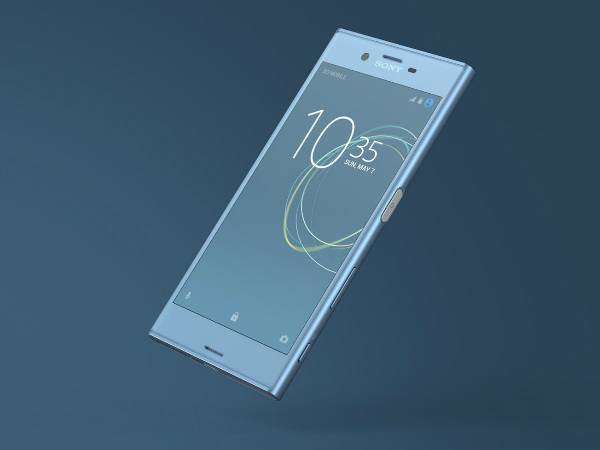 Sony Xperia XZs to be launched on April 4 in India