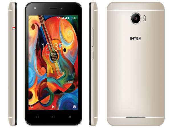 Intex launches Aqua Trend Lite at Rs. 5,690