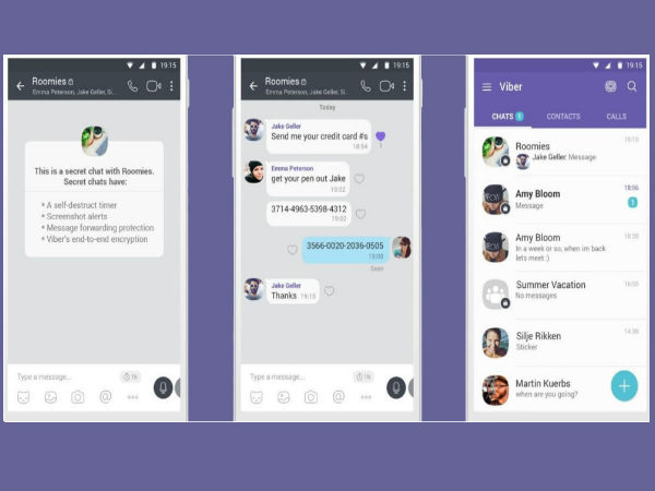 Viber to debut self-destructing 'secret chats' feature in the coming week