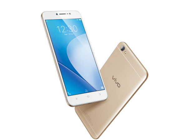 Vivo Y66 with 16MP selfie camera, 3000mAh battery launched
