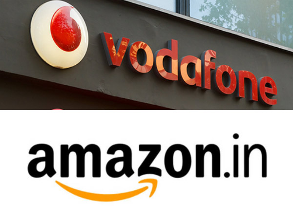 Vodafone India signs deal with Amazon Prime