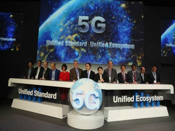 Vodafone, Nokia, Huawei, and others team up to promote unified 5G ecos