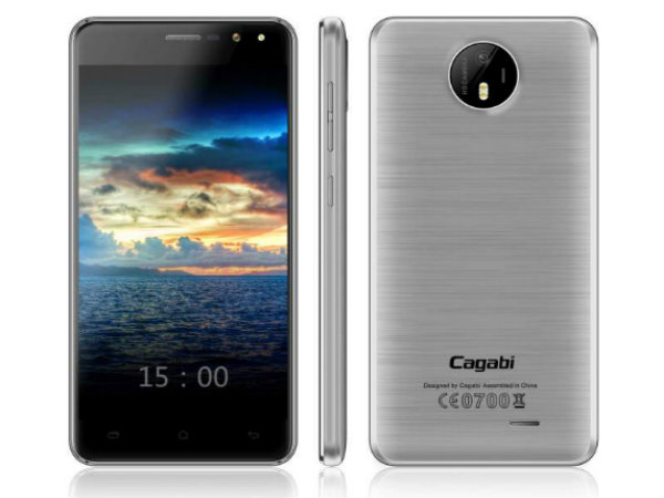 World's cheapest smartphone announced; Introducing Cagabi One