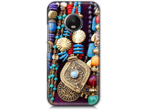 Swagmycase Back Cover for Moto G5 Plus  (Multicolor)