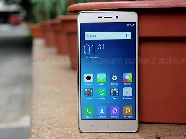 After Redmi 4A, Redmi 3S and Redmi 3S Prime will go on sale today