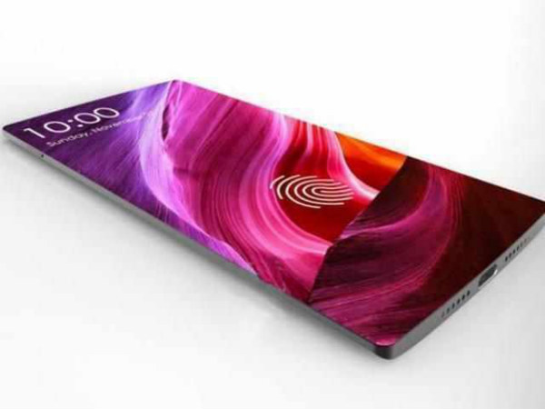 Xiaomi Mi Mix 2 to feature in-display fingerprint sensor tech