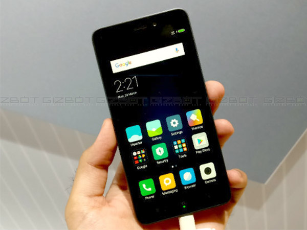 Xiaomi Redmi 4A to go on sale today at 12PM for Rs. 5,999