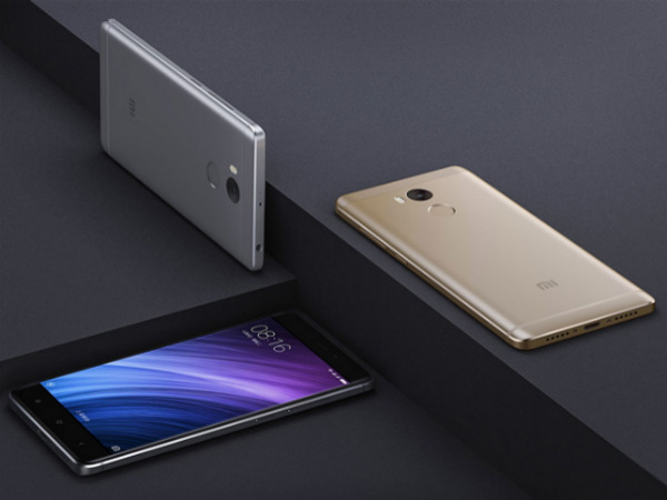 Xiaomi Redmi 4 series to be launched in India on March 20