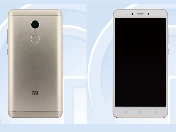 Xiaomi Redmi Note 4X High version with Deca-core Chip appears in TENAA