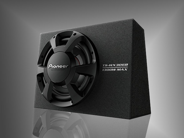 Pioneer launches new enclosed subwoofers at Rs. 7,990
