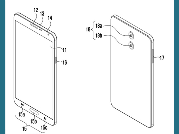 Samsung patents a dual camera system with thinner lens