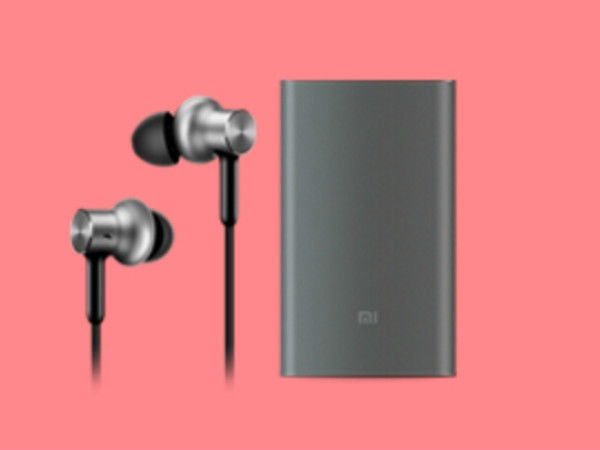 Rs 500 off on Mi In-Ear Headphones Pro HD and 10000mAh Power Bank Pro