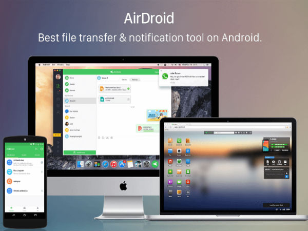 What is AirDroid?