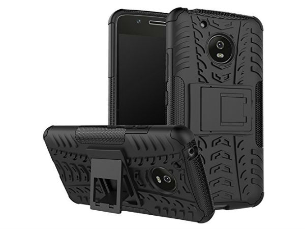 Chevron Hybrid Back Cover Case for Motorola Moto G5