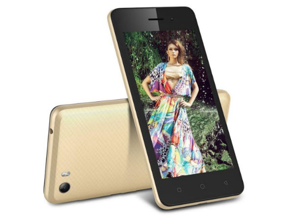 Itel 4G VoLTE enabled Wish A21