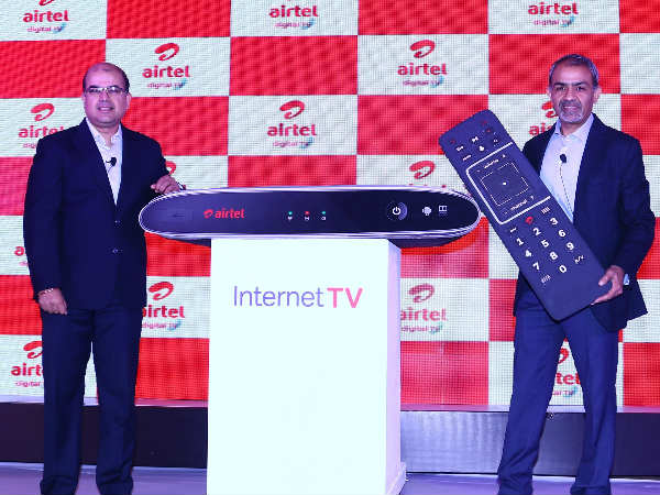 Airtel launches Internet TV as hybrid DTH STB with subscription offers