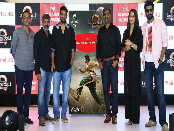 Airtel partners with 'Baahubali 2' launches 4G SIMs