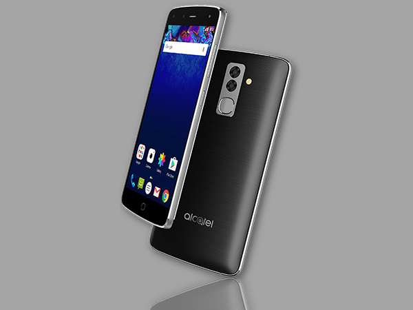 Alcatel Flash with dual cameras at front and rear announced