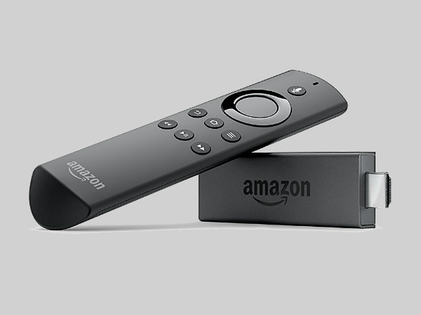 Amazon Fire TV Stick launched at Rs. 3,999