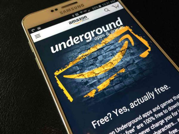 Amazon to discontinue the 'Underground Actually Free' program