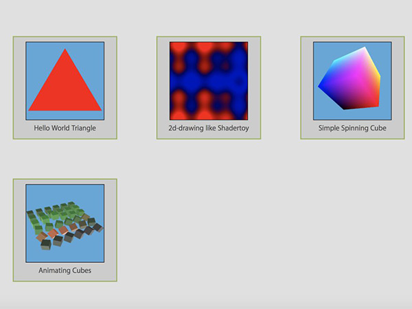 Apple shares new demos of its proposed WebGPU browser engine