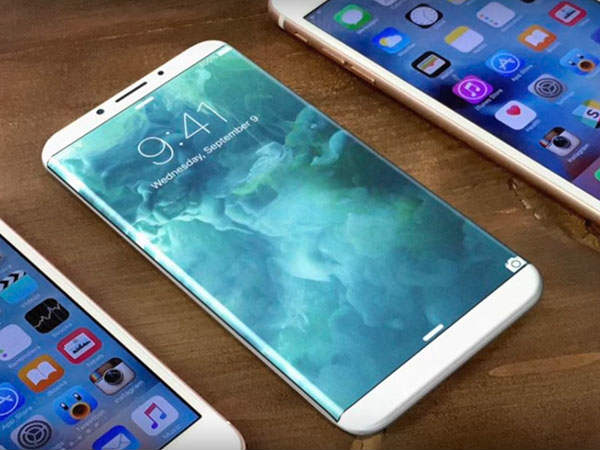 Apple iPhone 8 may have fingerprint reader at back
