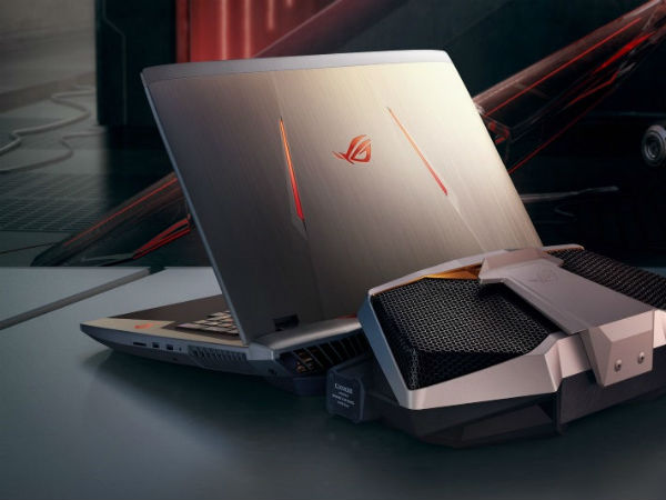 Asus launched Gaming Laptop at Rs 7,97,000