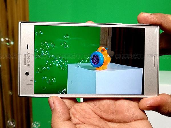 Sony Xperia XZs First Impressions