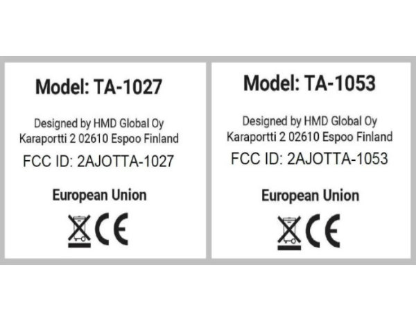 New Nokia 5 variants certified by FCC