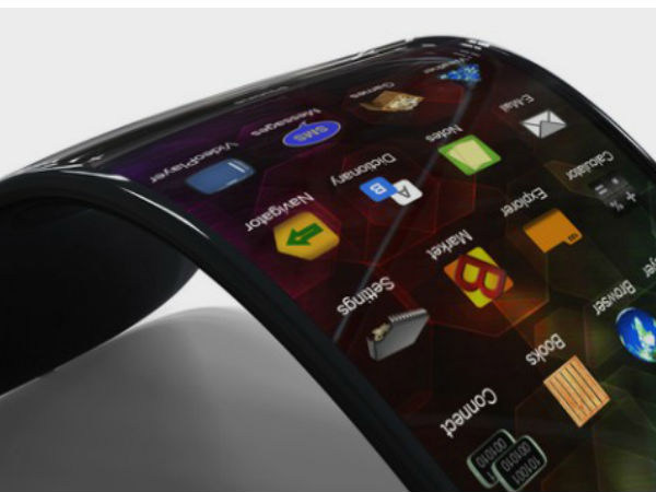 Flexible memory system developed for bendable smartphones