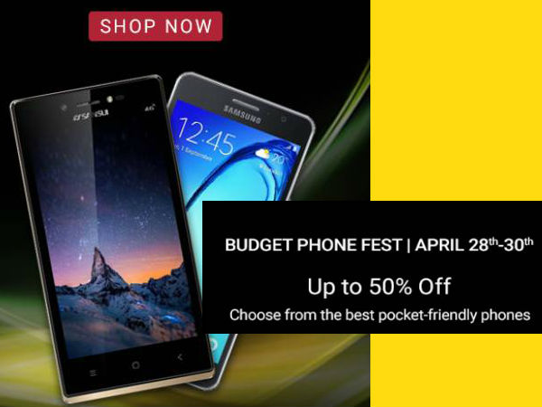 Flipkart offers: Get the best of budget smartphones on cheapest price