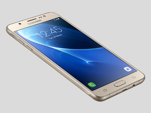 Samsung Galaxy J7 (2016) starts receiving firmware update in India