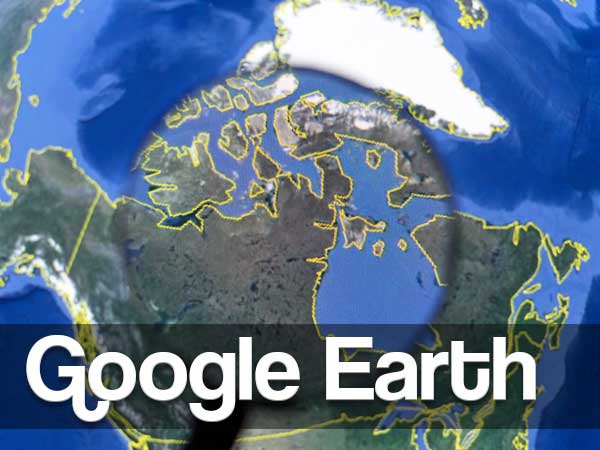 13 Things You Can Do with The New Google Earth for Android