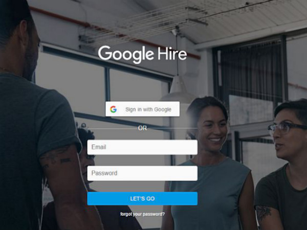 Google quietly starts testing its job application tracking platform -- 'Google Hire'