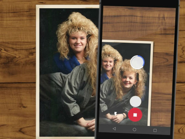 New Google PhotoScan update adds photo sharing abilities, makes glare removal optional