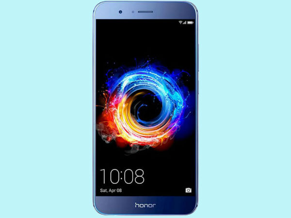 Honor 8 Pro with 5.7-inch Quad HD display announced
