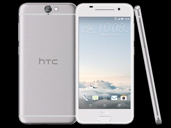 HTC One A9 Nougat update is now available in India