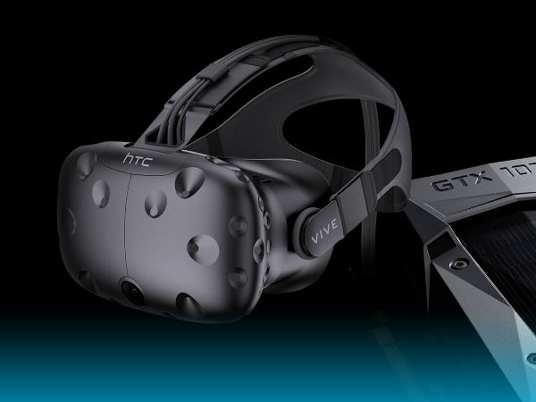 HTC Vive VR headset launched in India finally; to be exclusively sold via Amazon