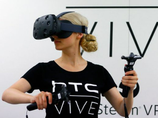 HTC Vive VR system launched in India