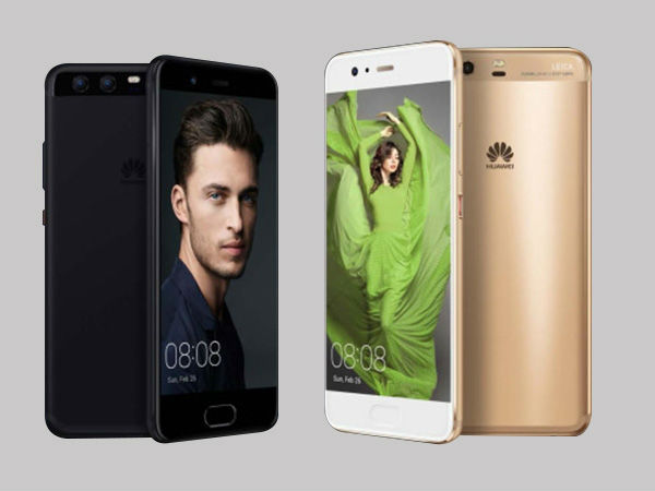 Huawei P10 shows different storage speed: Report