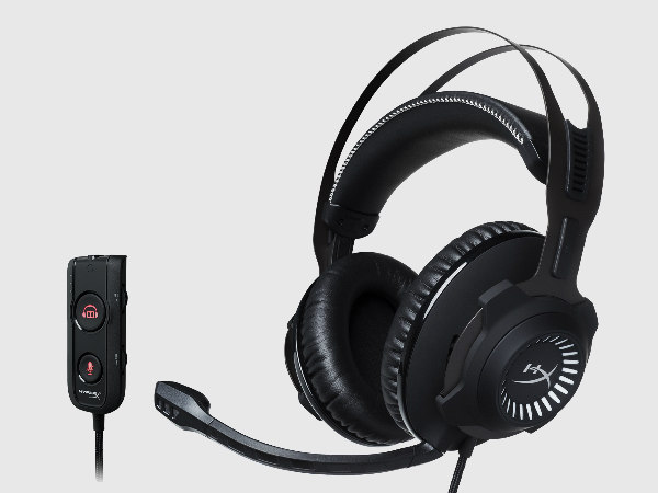 HyperX Cloud Revolver S Headset Launched in India for Rs. 12,999
