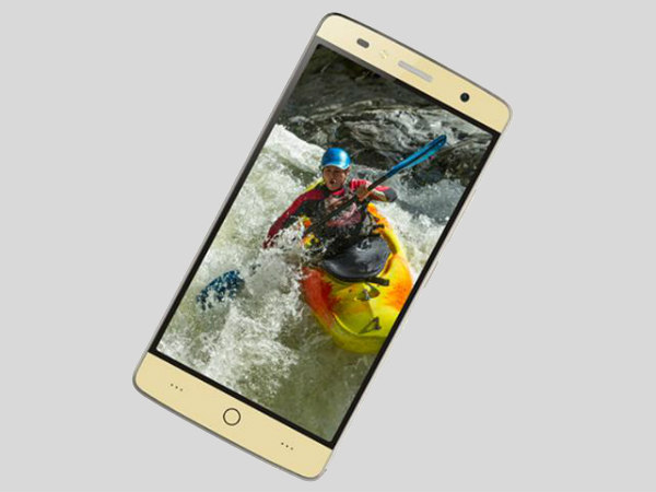 Intex ELYT-e1 4G smartphone launched at Rs. 6,999
