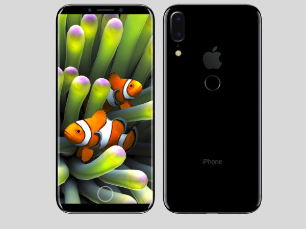 iPhone 8 will be similar to Samsung Galaxy S8: Design leaked