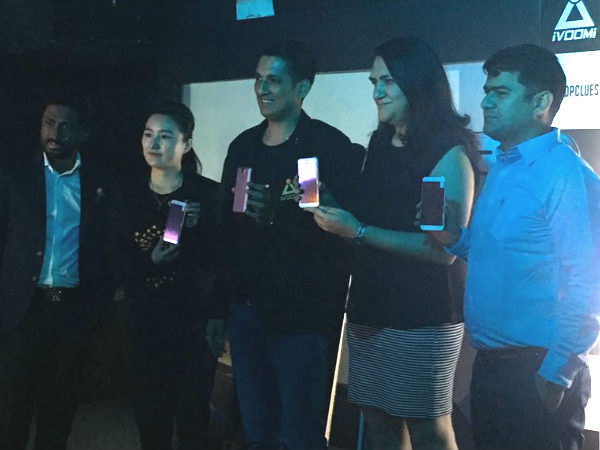 IVOOMi launches two affordable smartphones in India