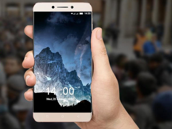 LeEco Le Max 3 photos leak showing 6GB RAM, dual camera & USB Type-C