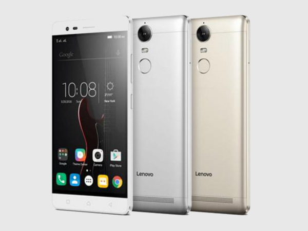 Lenovo Vibe K5 Note is now available at a discounted price on Flipkart
